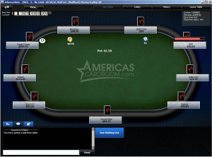 Americas Cardroom Table, Click To Enlarge