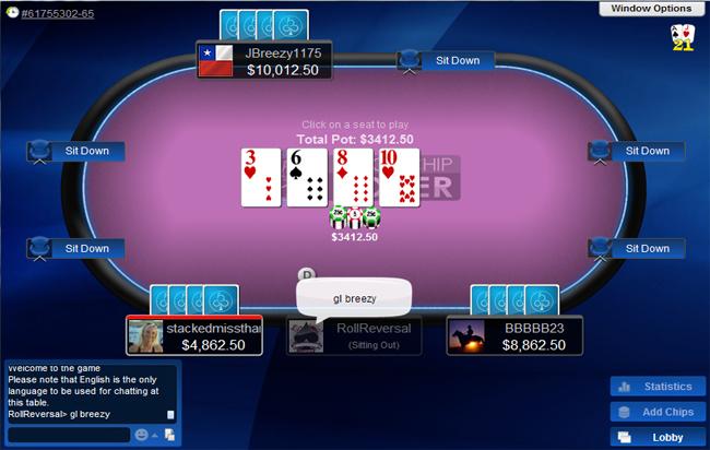 Black Chip Poker Software